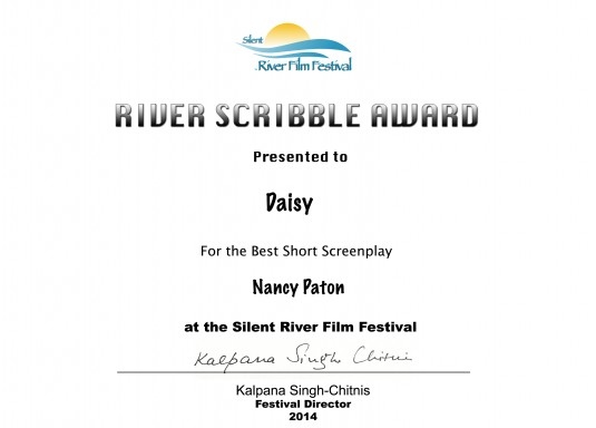 RIVER SCRIBBLE AWARD